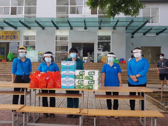 Công nhân, viên chức lao động Thành phố Hồ Chí Minh đoàn kết, chung tay đẩy lùi dịch bệnh, - Ảnh 2.