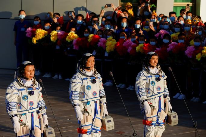 Trung Quốc tăng tốc trong cuộc đua không gian - Ảnh 1.