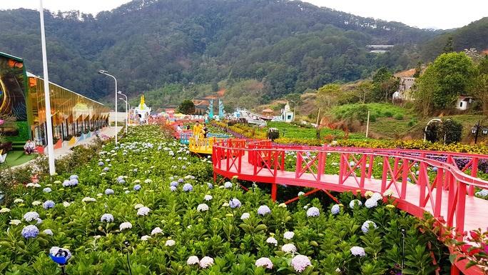 Lâm Đồng hợp thức hóa Vườn Thượng Uyển Bay từng xôn xao do xây dựng không phép - Ảnh 4.