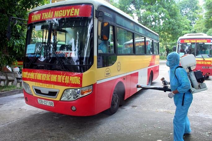 Sự thật về thông tin hơn 500 công nhân ở Bắc Giang trốn cách ly - Ảnh 1.
