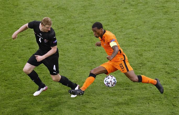 Denzel Dumfries lại lập công, Hà Lan giành vé sớm vòng 1/8 Euro 2020 - Ảnh 4.