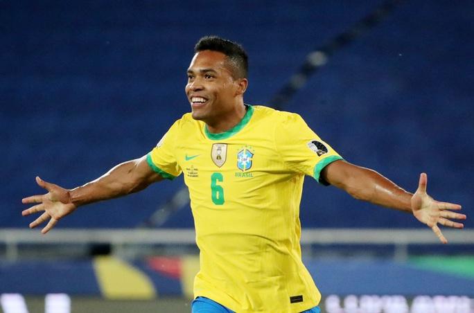 Neymar nhảy samba, Brazil đè bẹp á quân Copa America - Ảnh 2.