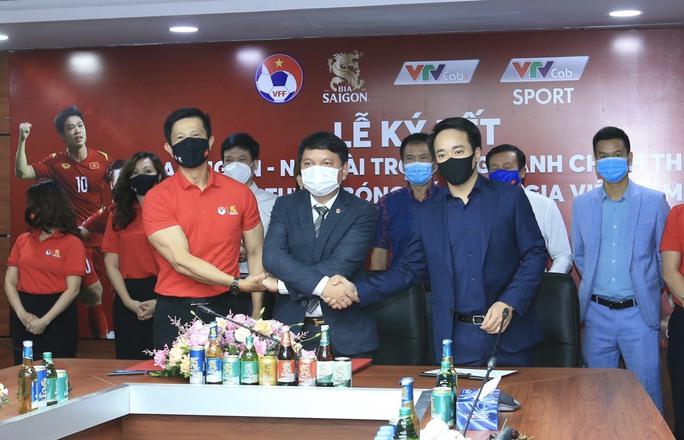 Các đội tuyển bóng đá Quốc gia Việt Nam có nhà tài trợ độc quyền - Ảnh 3.