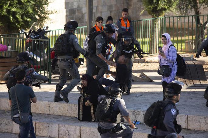 Căng thẳng leo thang, Israel tiếp tục không kích dải Gaza - Ảnh 1.