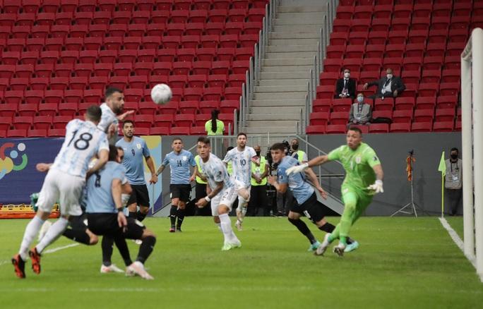 Argentina thắng trận đầu tay, Copa America nóng bỏng hè 2021 - Ảnh 2.