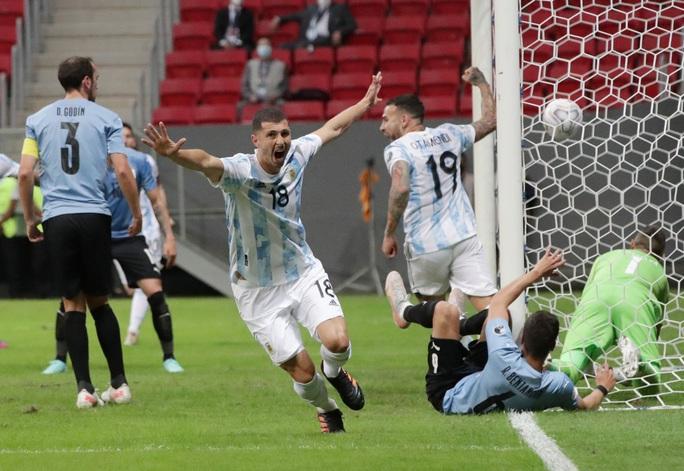 Argentina thắng trận đầu tay, Copa America nóng bỏng hè 2021 - Ảnh 3.