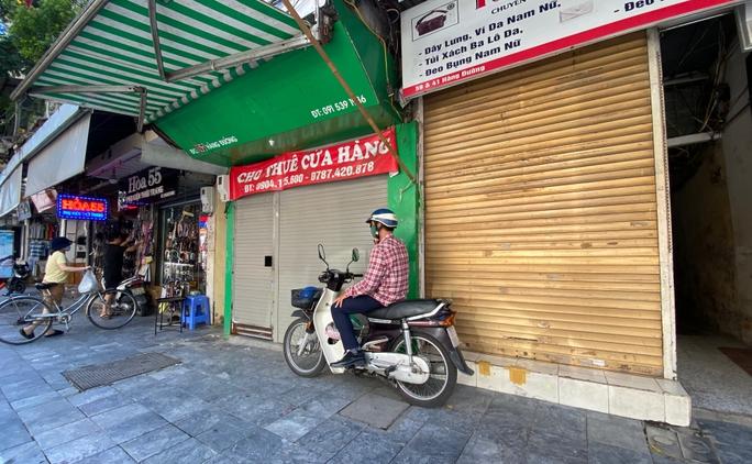 Mặt tiền vàng ở Hà Nội đại hạ giá nhưng vẫn ế khách - Ảnh 11.
