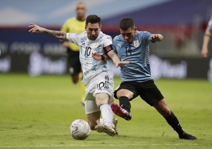 Argentina thắng trận đầu tay, Copa America nóng bỏng hè 2021 - Ảnh 5.