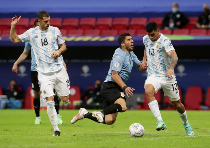 Argentina thắng trận đầu tay, Copa America nóng bỏng hè 2021 - Ảnh 4.