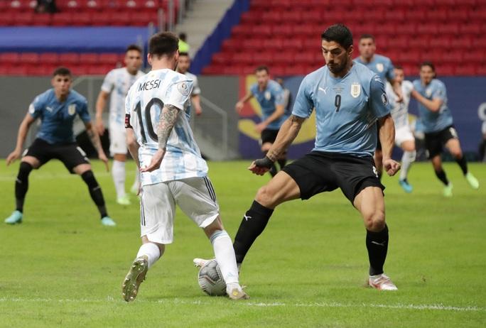 Argentina thắng trận đầu tay, Copa America nóng bỏng hè 2021 - Ảnh 1.
