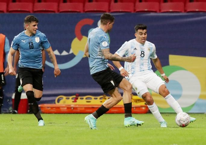 Argentina thắng trận đầu tay, Copa America nóng bỏng hè 2021 - Ảnh 6.