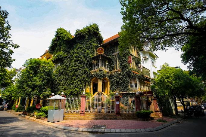 Cận cảnh ngôi biệt thự phủ toàn cây xanh giúp chủ nhà tránh nắng nóng - Ảnh 1.