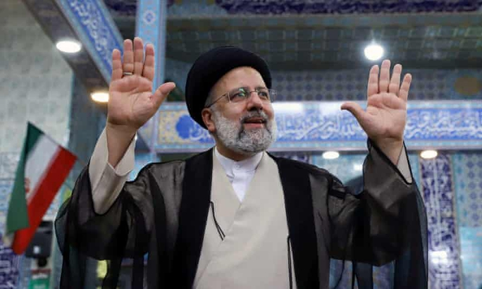 Nhân vật bị Mỹ trừng phạt được bầu làm tổng thống Iran - Ảnh 1.