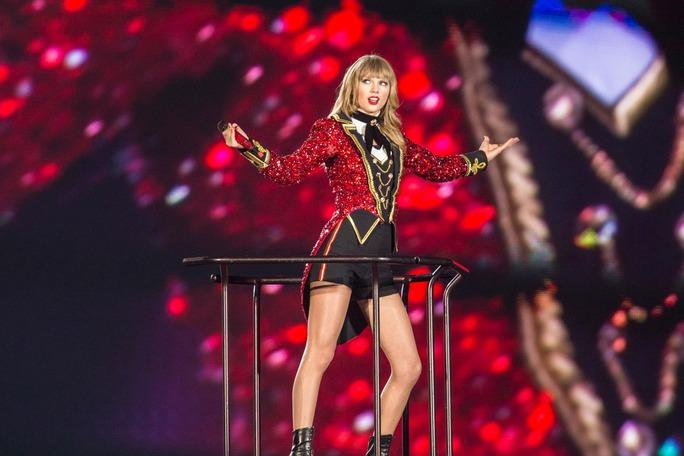 Taylor Swift sẽ thu âm lại siêu phẩm Red - Ảnh 3.