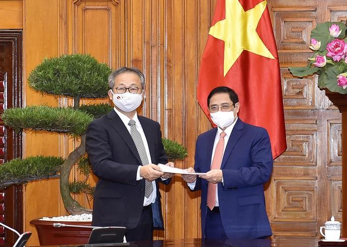 Nhật Bản hỗ trợ Việt Nam 1 triệu liều vắc-xin Covid-19, chuyển ngay trong ngày mai - Ảnh 1.
