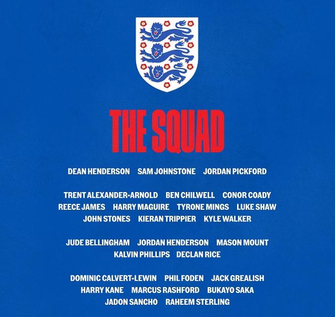 Chốt danh sách dự Euro 2020: Tuyển Anh gây bất ngờ với Lingard, Alexander-Arnold - Ảnh 1.