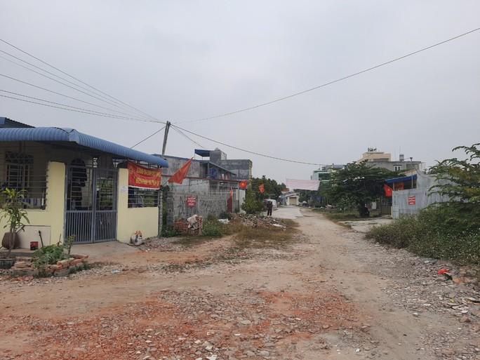 Bắt giang hồ cộm cán đất cảng Bảo Đông - Ảnh 2.
