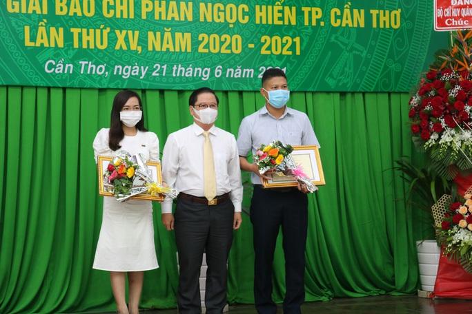 Báo Người Lao Động đoạt giải 3 Giải Báo chí Phan Ngọc Hiển - Ảnh 5.