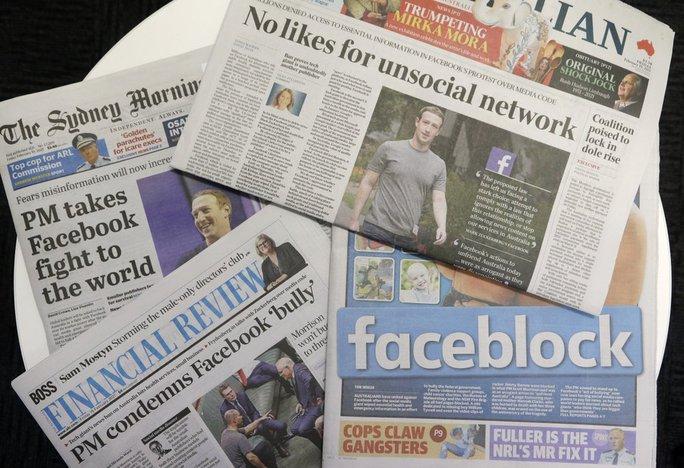 Thu phí đọc báo điện tử: Cuộc chiến với mạng xã hội - Ảnh 2.