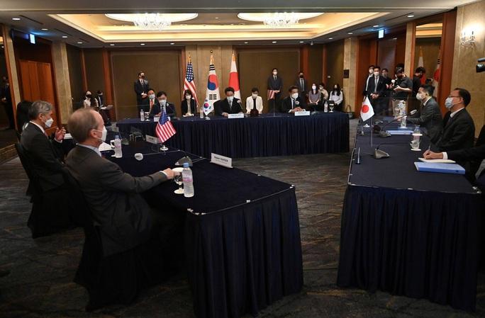 Tín hiệu mới cho quan hệ Mỹ - Triều Tiên - Ảnh 1.