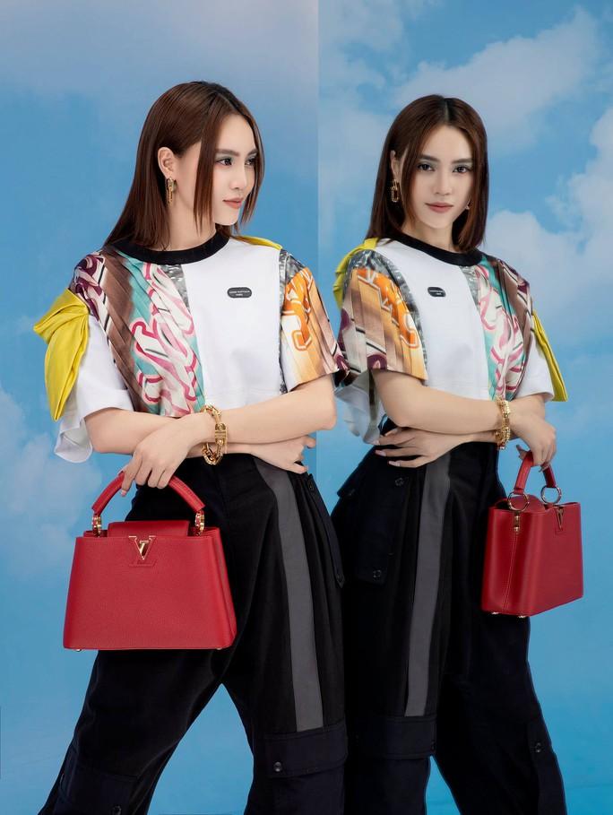 Diễm My 9X, Ngô Thanh Vân, Việt Trinh… tung loạt ảnh thời trang sang trọng - Ảnh 14.
