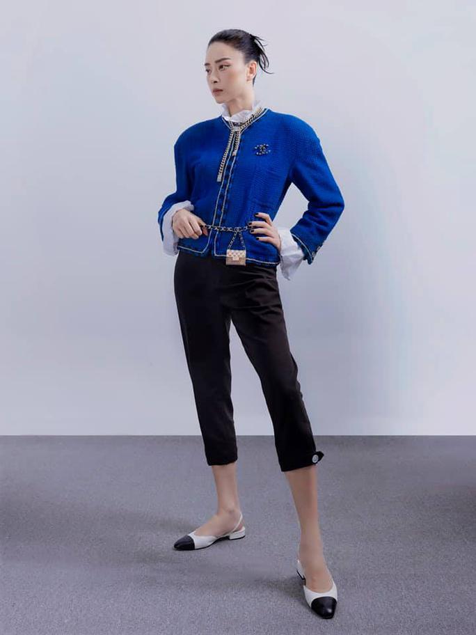 Diễm My 9X, Ngô Thanh Vân, Việt Trinh… tung loạt ảnh thời trang sang trọng - Ảnh 6.