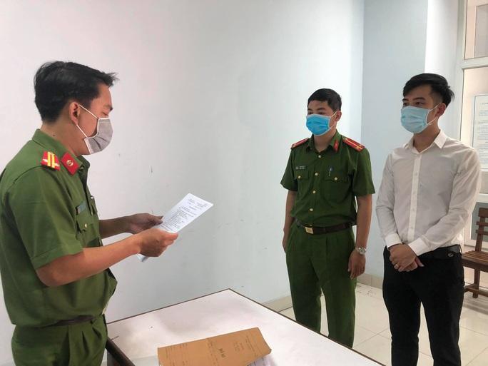 Công an Đà Nẵng khởi tố giám đốc thẩm mỹ viện Amida - Ảnh 1.