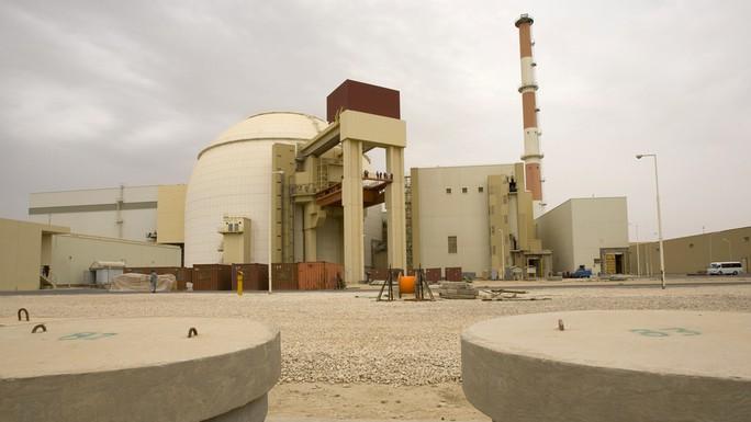 Nhà máy điện hạt nhân Iran đóng cửa khẩn cấp để đại tu kỹ thuật - Ảnh 1.