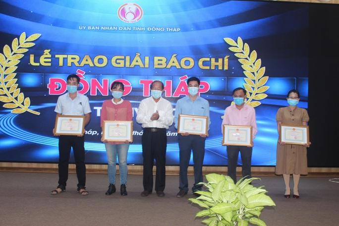 Báo Người Lao Động đoạt giải A Giải Báo chí Đồng Tháp - Ảnh 2.