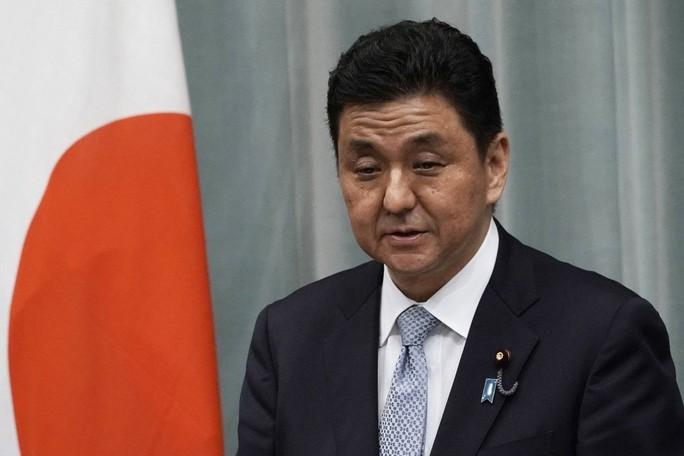 Nhật Bản kêu gọi EU gây sức ép lên Trung Quốc - Ảnh 1.
