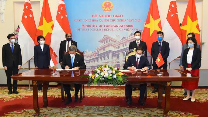 Việt Nam-Singapore thúc đẩy công nhận lẫn nhau về chứng chỉ vắc-xin - Ảnh 3.
