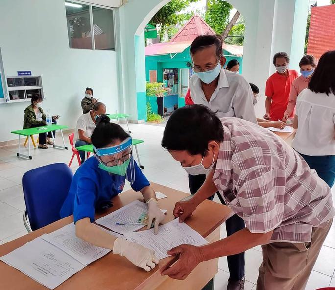 TP HCM: Trong một ngày, 36 bệnh nhân Covid-19 xuất viện - Ảnh 1.
