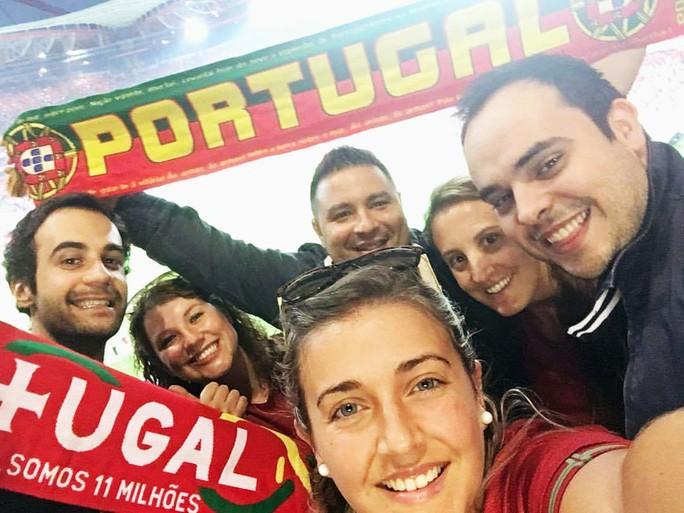 Thư EURO: Tiến lên, Bồ Đào Nha và Ronaldo ơi! - Ảnh 1.