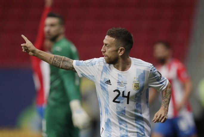 Thắng nhàn nhã Paraguay, Argentina giành vé tứ kết Copa America - Ảnh 2.