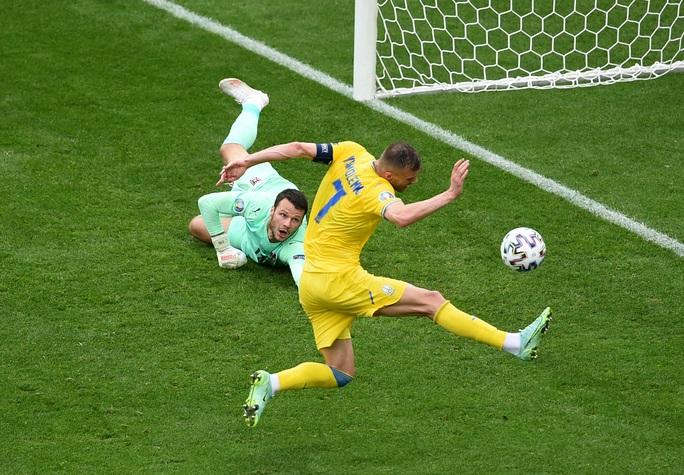 Đánh bại Ukraine, Áo theo chân Hà Lan vào vòng knock-out - Ảnh 4.