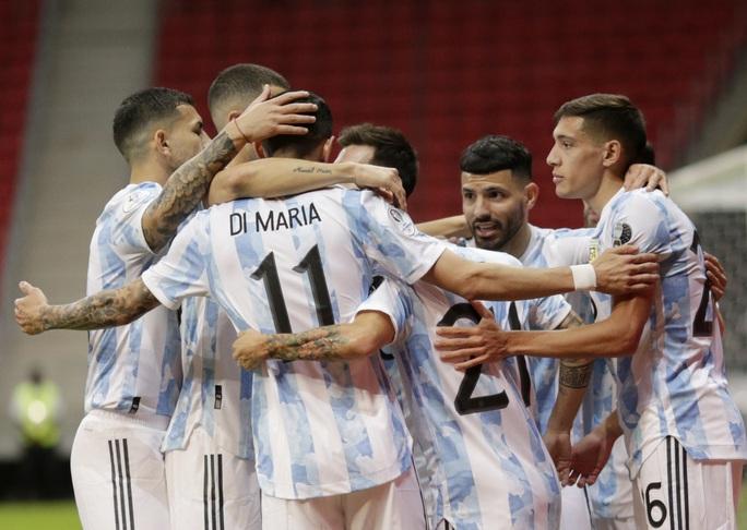 Thắng nhàn nhã Paraguay, Argentina giành vé tứ kết Copa America - Ảnh 3.