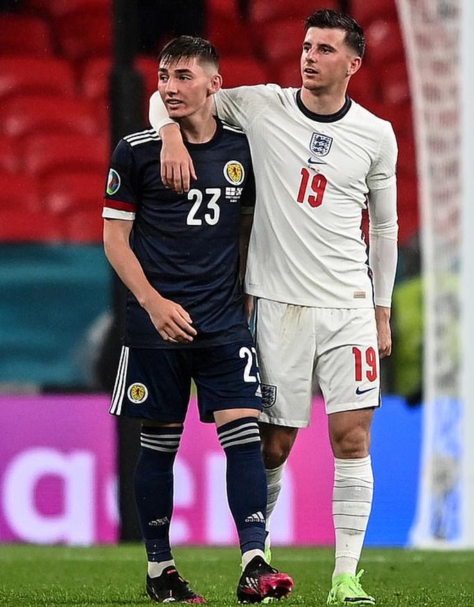 Sao trẻ Scotland nhiễm Covid-19, hai tuyển thủ Anh hết cơ hội đá Euro - Ảnh 3.