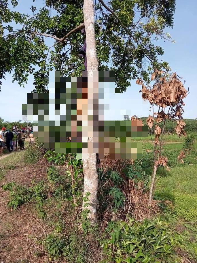 Quảng Nam: Lại phát hiện người đàn ông chết trong thế treo cổ - Ảnh 1.