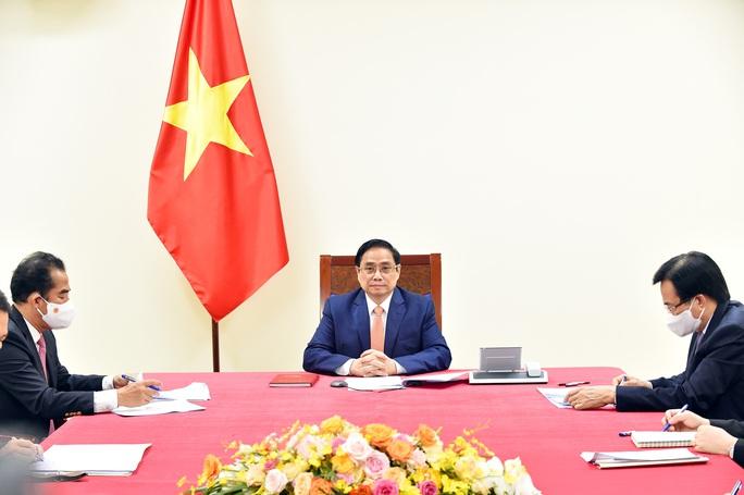 Thủ tướng Đức Angela Merkel nhận lời thăm Việt Nam - Ảnh 1.
