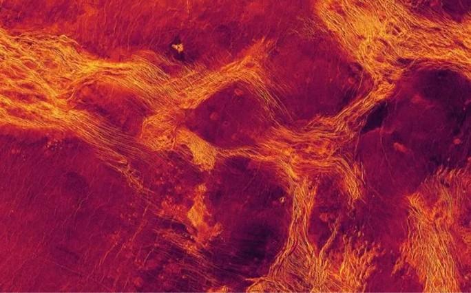NASA chụp được bằng chứng Sao Kim sống được từ 17 năm trước? - Ảnh 1.