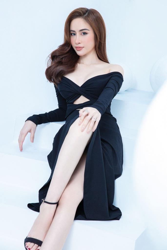 Hoa hậu Phan Ngọc Hân hé lộ bí quyết ở nhà vẫn đẹp - Ảnh 6.