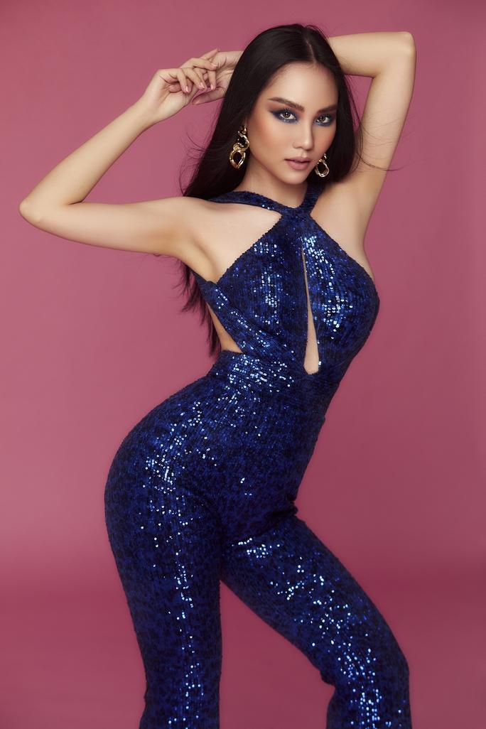 Xuất hiện ứng tuyển vương miện Miss World Vietnam 2021 dù cuộc thi chưa diễn ra - Ảnh 5.