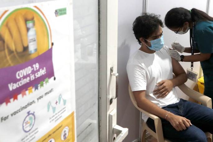 Ấn Độ phát hiện biến thể mới gây lo ngại - Ảnh 1.