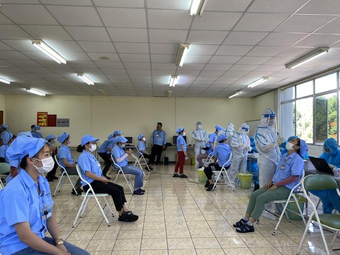Đà Nẵng: Nhân viên nấu ăn tại công ty dệt may mắc Covid-19 - Ảnh 1.