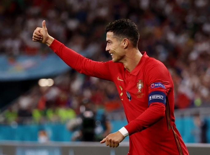 Ronaldo lập 3 kỷ lục giúp Bồ Đào Nha vào vòng 1/8 Euro 2020 chạm trán tuyển Bỉ - Ảnh 7.