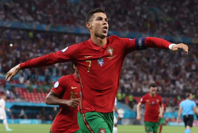 Ronaldo lập 3 kỷ lục giúp Bồ Đào Nha vào vòng 1/8 Euro 2020 chạm trán tuyển Bỉ - Ảnh 9.