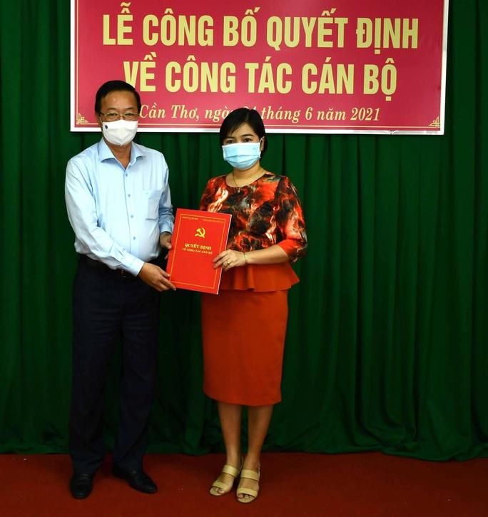 Sau khi xin nghỉ việc, Giám đốc Sở Giáo dục-Đào tạo TP Cần Thơ nhận nhiệm vụ mới - Ảnh 1.