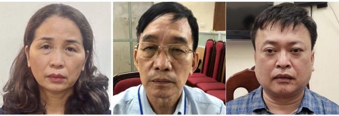 Bắt giam nguyên giám đốc Sở Giáo dục và Đào tạo tỉnh Quảng Ninh - Ảnh 1.