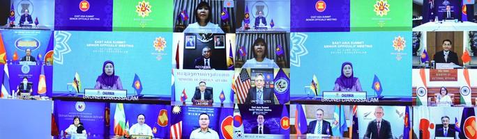 Quan chức cao cấp Đông Á kêu gọi Trung Quốc, ASEAN xây dựng bộ Quy tắc ứng xử Biển Đông - Ảnh 1.