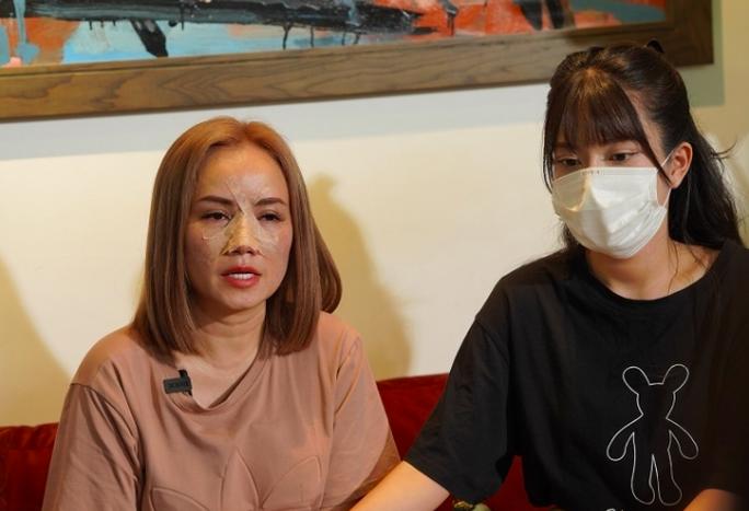 Con gái diễn viên Hoàng Yến chia sẻ lý do mẹ bị hành hung - Ảnh 1.